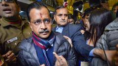 Hopeful of AAP forming govt in Delhi for third time, says Kejriwal