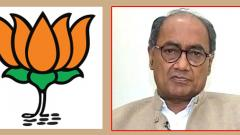 BJP dubs Digvijay Singh's ISI barb at it 'divisive, shameful'; seeks Sonia's apology