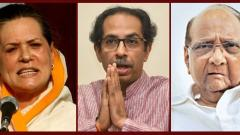 Congress supporting Shiv Sena; hold discussions