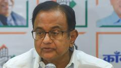 INX Media case: HC refuses to grant bail to Chidambaram, says may influence witnesses