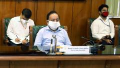 India tests 3 lakh COVID-19 suspects, daily: Health Minister, Harsh Vardhan