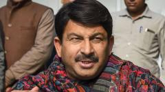 Not nervous: Manoj Tiwari