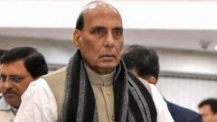 Morale of armed forces high: Rajnath Singh