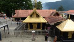 Supreme Court asks Kerala government to draft exclusive law for Sabarimala temple