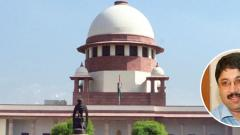 SC asks former Union Minister Maran to face trial in illegal telephone exchange case