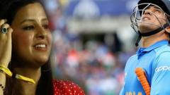 MS Dhoni retirement: Sakshi pens emotional tribute
