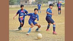 Mehul, Vaibhav strike as Mathews FA beat City Club