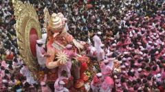 "Ganeshotsav 2020: ""Bring Bappa home but do Visarjan next year""; State government advises citizens"