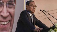 CJI Gogoi Recommends Justice S A Bobde As His Successor