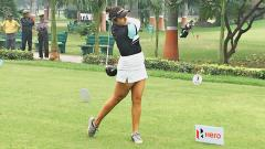 Ridhima inches closer to her fourth win of the season