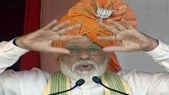 Xi Jinping told me he has seen 'Dangal': Modi at Haryana rally