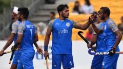 India roughshod Sri Lanka 20-0 to top pool 'A' table