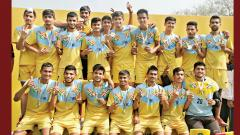 Favourites Haryana grab U-17 Boy's gold