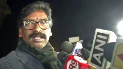 Hemant Soren to be sworn in as Jharkhand CM on Dec 29