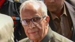 WB governor submits report to home ministry