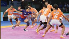 Puneri Paltan beat Dabang Delhi to break losing run