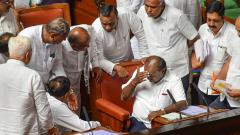 Resignations have to be accepted, Speaker to only see if it is voluntary or not: rebel MLAs to SC