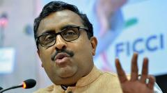 Yoga will help those with 'kiddish temperament' in Parliament: Ram Madhav's dig at Rahul Gandhi