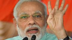"Modi attacks Rahul for ""insulting"" Gowda, showers praise on"""