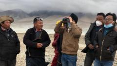 Ladakh MP Namgyal visits people living near LAC, promises safety