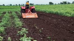 Farmers get funds for farm mechanisation