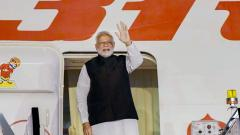 PM, council of ministers incurred Rs 393 cr expenditure on foreign, domestic travel in 5 years