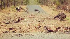 15 policemen among 16 killed as Naxals blow up vehicle