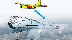 No info yet on result of cloud-seeding in Marathwada: Official