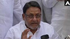 Government can't be formed in Maharashtra without Cong's support: Nawab Malik