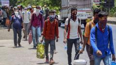 Migrant labourers sent back to Mumbai from Belgaum border