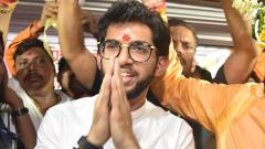 With Aditya's poll fray, Sena hopes to see 'achche din'