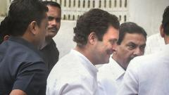 Series of defamation cases to keep Rahul Gandhi on his toes