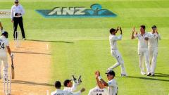 England in early trouble after New Zealand post 375