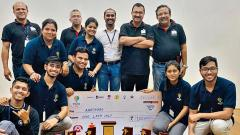 AISSMS COE bags first prize in Smart India Hackathon-2019