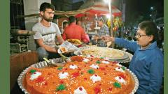 All roads lead to Camp, Kondhwa for Ramzan-special delicacies