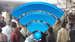 Central Railway offers free Wi-Fi service at 224 stns