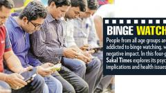 Engaging content lures youths into binge watching