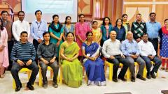 Faculty Devp Programme organised at AIT