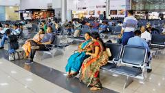 Flights from Pune delayed due to lower visibility in Delhi-NCR