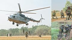 Indo-Sri Lanka joint exercise focuses on counter terrorism