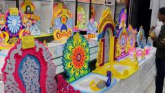 Puneites boycott Chinese goods, prefer 'Indian made' thermocol, decoration for Ganesh Festival