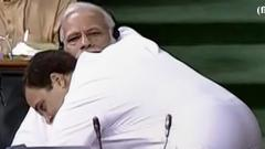 Rahul Gandhi reiterates 'love' for Modi, says PM angry with him