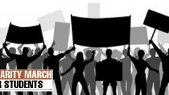 Students' associations to protest on Feb 7