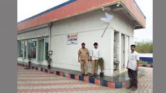 1,280 toilets opened for warkaris by local people