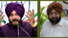 Punjab CM accepts Navjot Sidhu's resignation