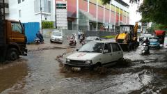City schools remain unaffected by heavy rains