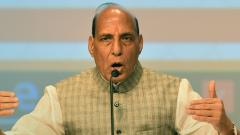 Parliament session: India is ready for any situation at border, says Defence Minister Rajnath Singh