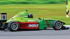 Raghul does the double in F1600