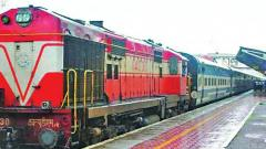 Rly passenger volume up by 1.85 pc, freight loading rose by 5.34 pc in 2018-2019