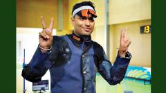 Rajput wins Olympic Quota with a silver medal in Rio